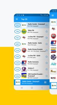 Radio Ecuador पोस्टर