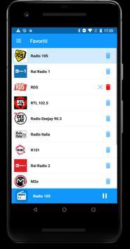 Radio Italia FM screenshot 2