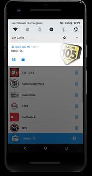 Radio Italia FM screenshot 5