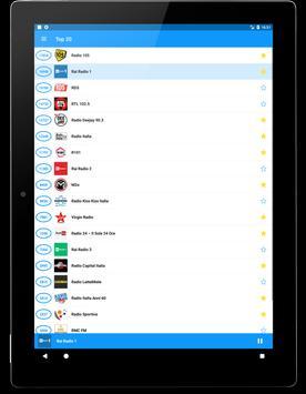 Radio Italia FM screenshot 9