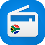 Radio South Africa - FM radio. Free Radio app icon