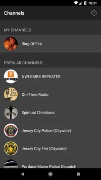 Radio for Zello screenshot 1