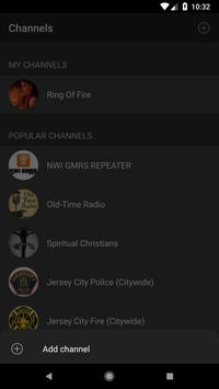 Radio for Zello screenshot 3