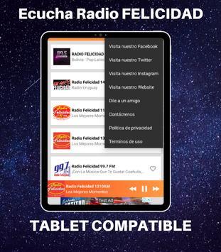 Radio Felicidad screenshot 12