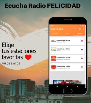 Radio Felicidad screenshot 2