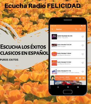 Radio Felicidad screenshot 4