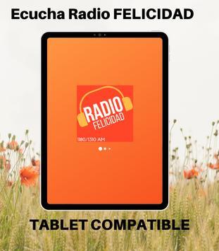 Radio Felicidad screenshot 8