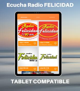 Radio Felicidad screenshot 9