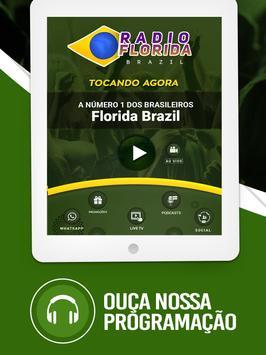 Radio Florida Brazil screenshot 4