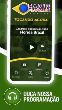 Radio Florida Brazil poster