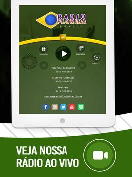 Radio Florida Brazil screenshot 10
