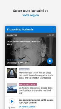 France Bleu screenshot 2