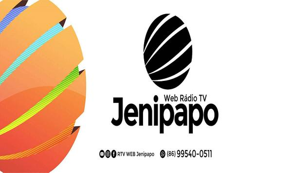 RADIO E TV JENIPAPO captura de pantalla 2