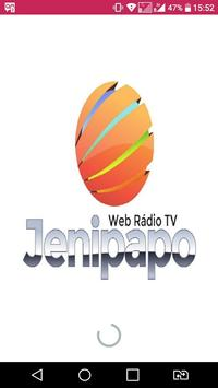 RADIO E TV JENIPAPO captura de pantalla 3