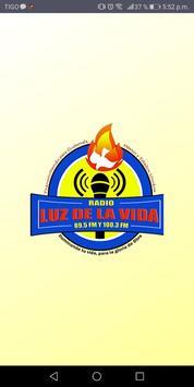 Radio Luz de la Vida poster
