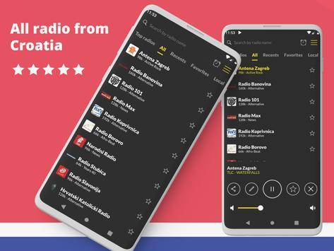 Radio Croatia: FM Radio Online and Free poster