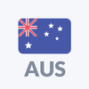Radio Australië-icoon