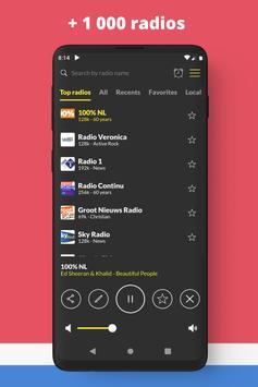 Radio Netherlands screenshot 1