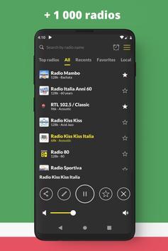 Radio Italy screenshot 1