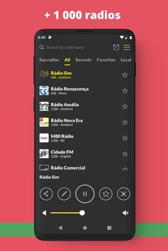 ラジオポルトガル スクリーンショット 1