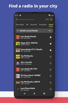Radio Filippijnen screenshot 5