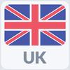 Rádio Inglaterra ícone