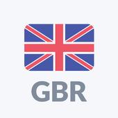 Radio UK: Radio player App, Free Radio Online icon