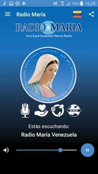 Radio Maria Venezuela screenshot 1