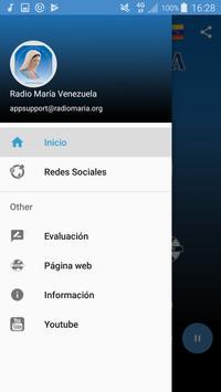 Radio Maria Venezuela screenshot 2