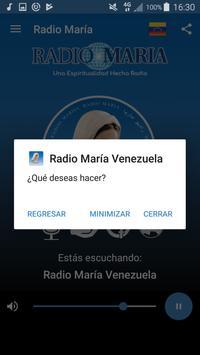 Radio Maria Venezuela screenshot 6