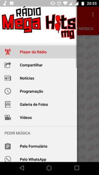 RÁDIO MEGA HITS MG screenshot 1