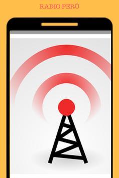 Radio AM FM Peru Escuchar Gratis en Vivo Lima free poster