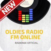 Oldies Radio FM Online icon