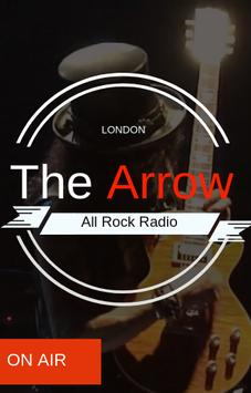 The Arrow All ROCK Radio poster