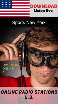Sports New York ONLINE FREE APP RADIO screenshot 7
