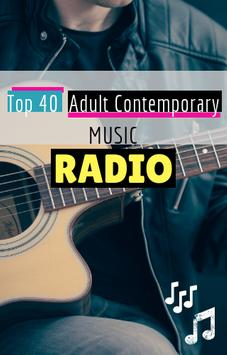 Top 40 Adult Contemporary Music Radio screenshot 2