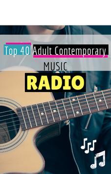Top 40 Adult Contemporary Music Radio screenshot 3