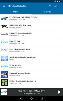 Christian Radio FM screenshot 10