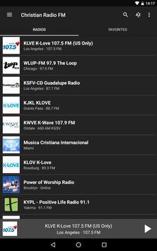 Christian Radio FM screenshot 12