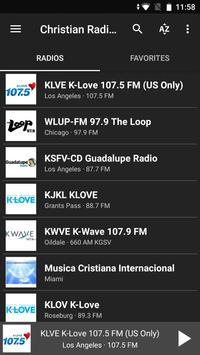 Christian Radio FM screenshot 3