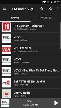 FM Radio Việt Nam screenshot 3