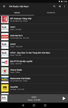 FM Radio Việt Nam screenshot 12