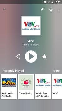 FM Radio Việt Nam screenshot 1