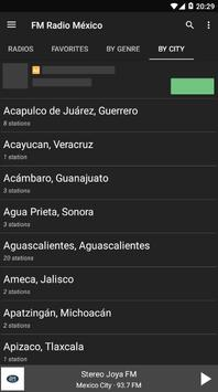 Radio Mexico | Radio Apps For Android screenshot 4