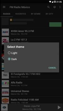 Radio Mexico | Radio Apps For Android screenshot 7
