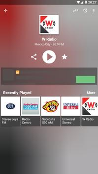 Radio Mexico | Radio Apps For Android poster