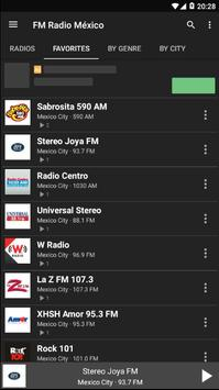 Radio Mexico | Radio Apps For Android screenshot 2