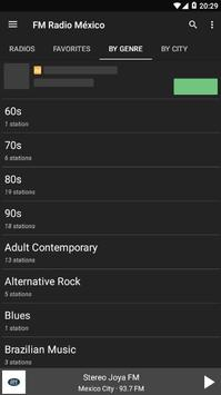 Radio Mexico | Radio Apps For Android screenshot 3