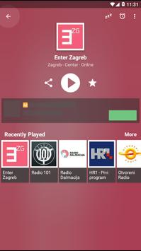 FM Radio Croatia - AM FM Radio Apps For Android poster