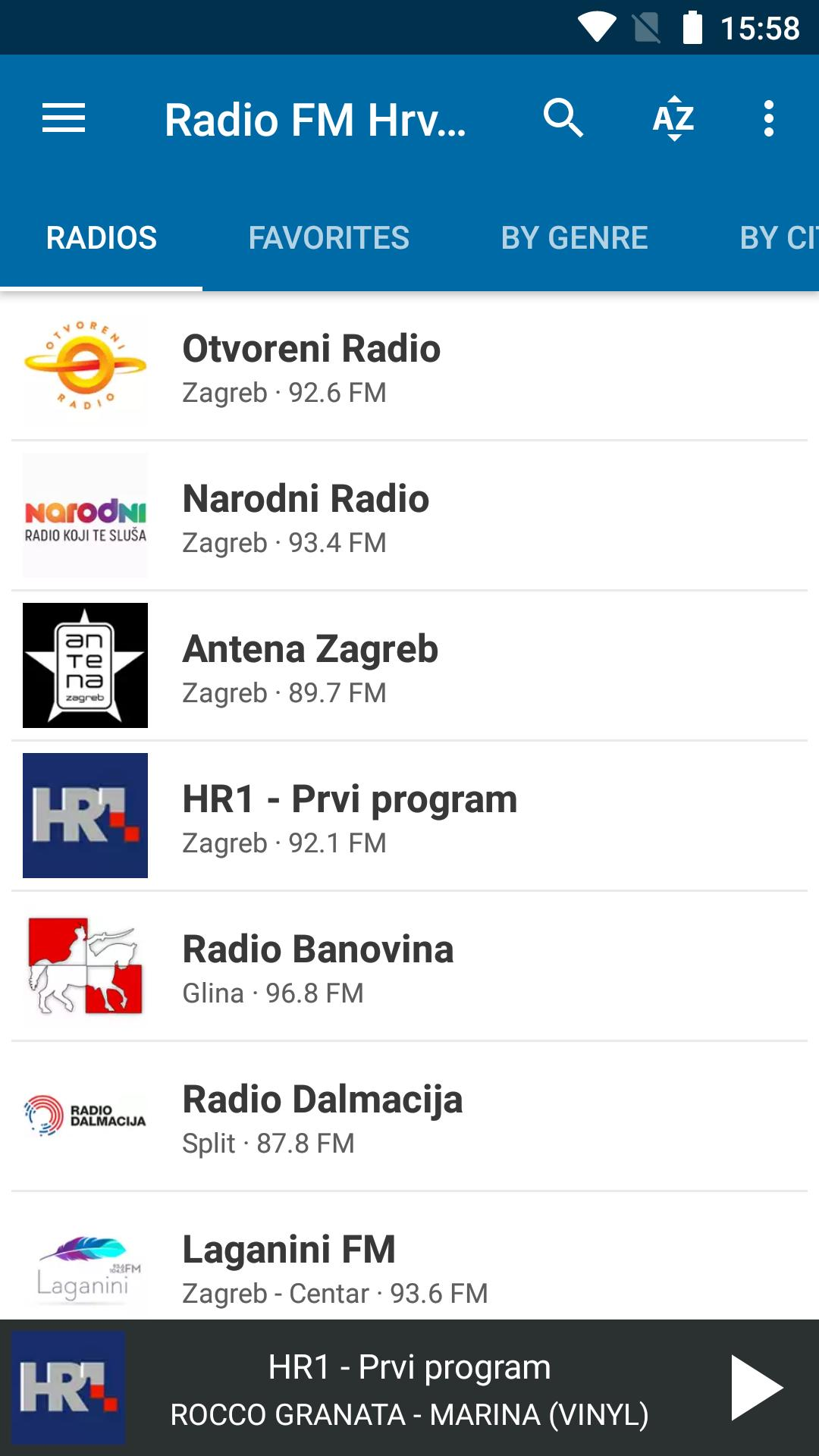 Radio Fm Hrvatska For Android Apk Download